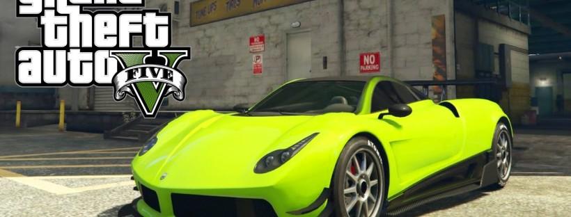 Automobili iz popularnih igrica u vašem gradu