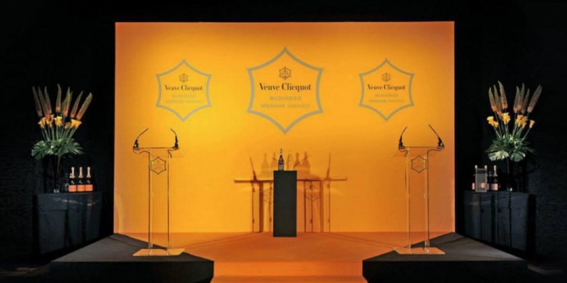 VEUVE CLICQUOT BUSINESS WOMAN AWARD PRVI PUT U BEOGRADU