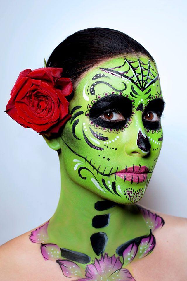 Bliži nam se Halloween a za najbolju masku potrebni su najbolji šminkeri