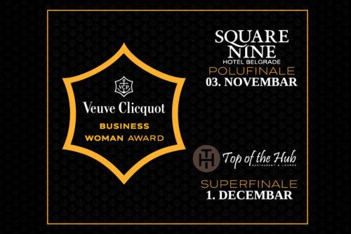 Ovo su najuspešnije žene Srbije: Kandidatkinje za Veuve Clicquot Bussiness Woman Award