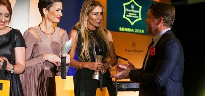 Olivera Stojanović i Mila Litvinjenko u finalu za najuspešniju ženu u regionu!