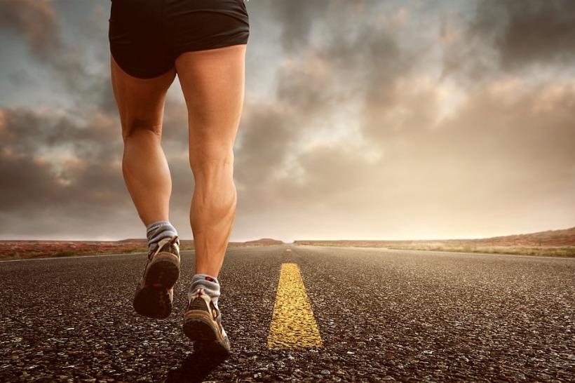 Za noge vrhunskog sportiste, potreban je trening od 20 minuta