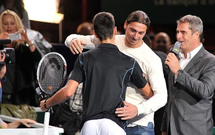 Ibrahimović: Novak je tamo gde pripada – na vrhu sveta