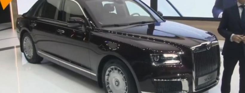 Počinje proizvodnja Putinove limuzine