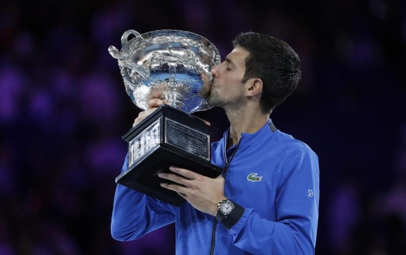 Nepokoreni kralj Australian opena - Novak Đoković!
