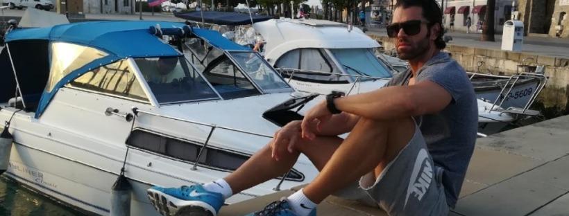 Miroslav Žikić uživa u Hrvatskoj: Odmor, ali i RADNA ATMOSFERA
