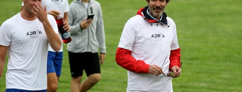 Kad sportisti i poznate ličnosti zaigraju fudbal: Nole, Tim, Zverev, Savo, Radojičić, Nigor igraju, Gagi Jovanović (FOTO/VIDEO)